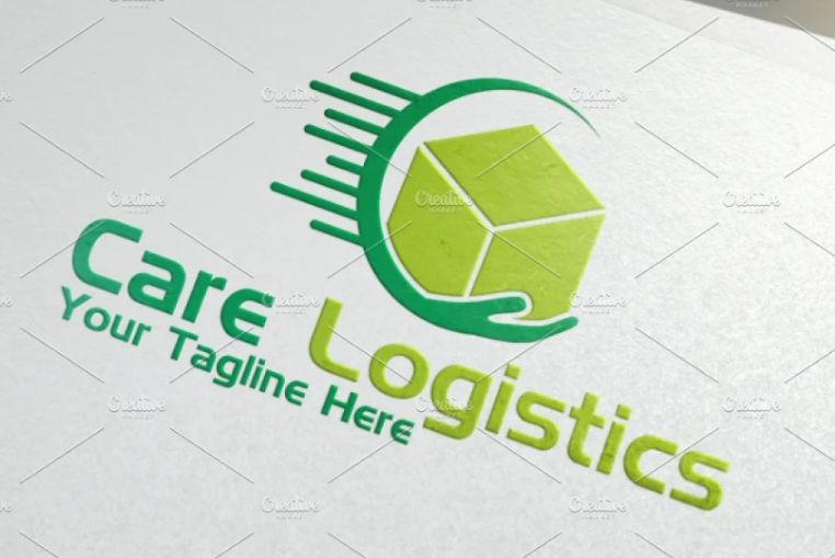 Cargo Logistics Company Logo