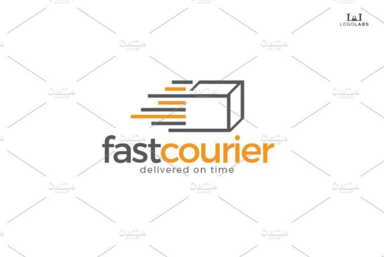 Cargo Services Logo Template