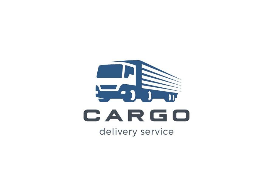 Cargo Truck Logo Design