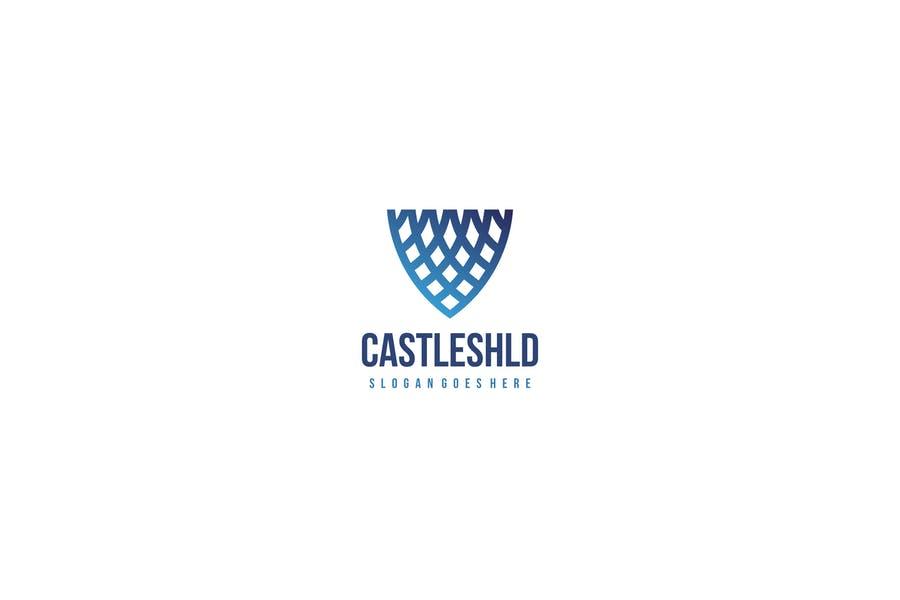 Castle Shield Logotype