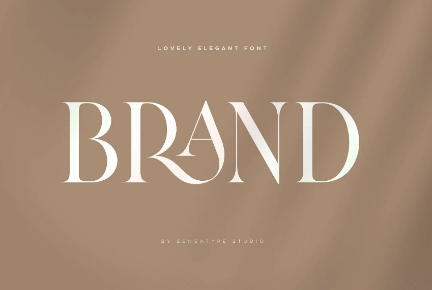 Classy Logotype Fonts