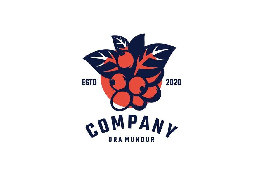 Coffee Mascot Logo Design