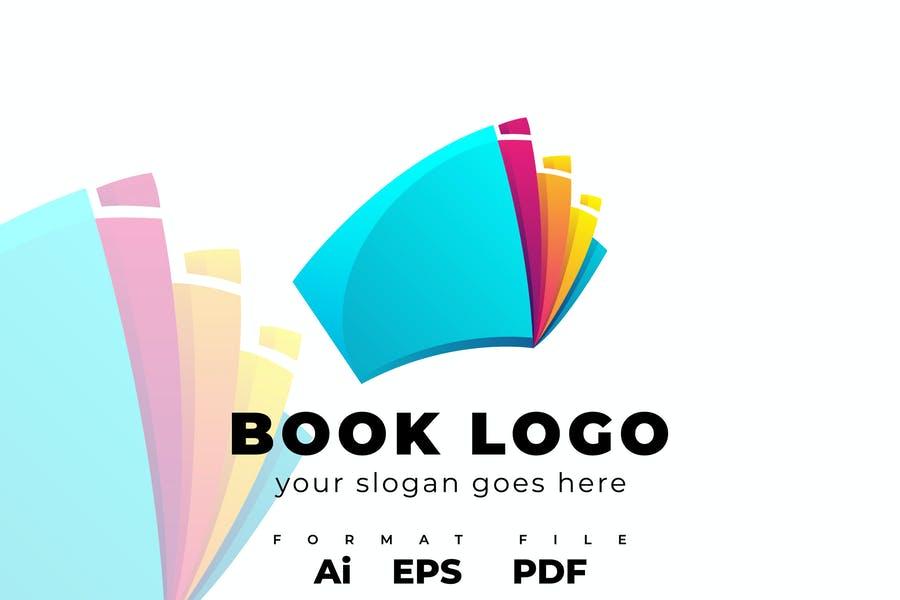 Book school logo