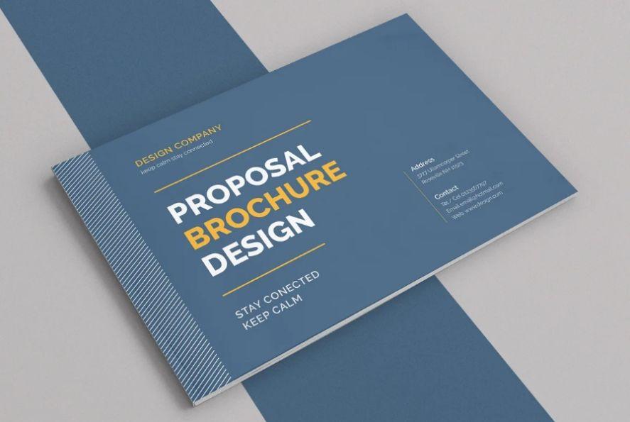 Corporate Business Brochure Templates