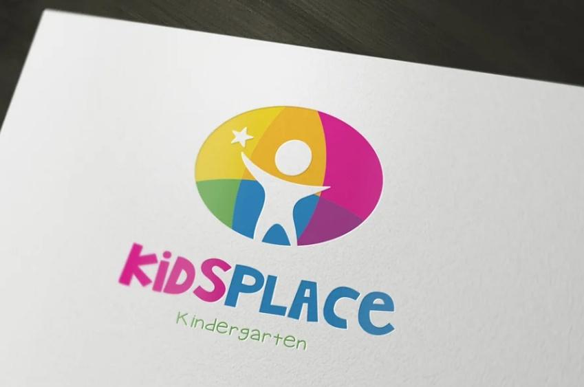 Corporate School Logo Template