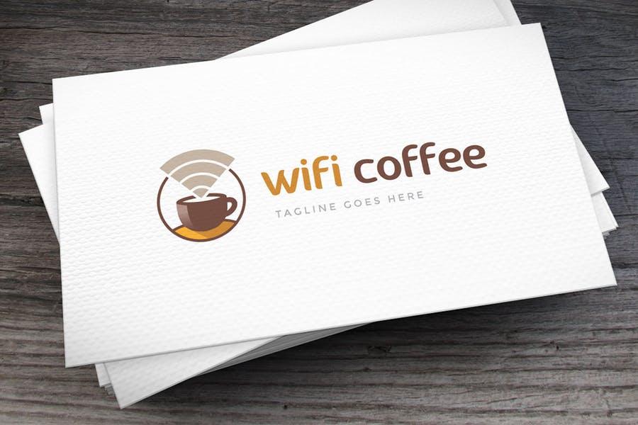 Creative Cafe Logo Template