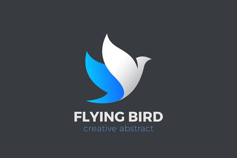 Creative Dove Logo Design