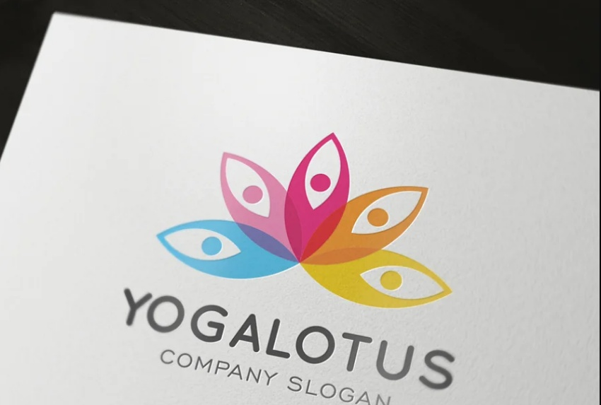 Creative Yoga Branding Design