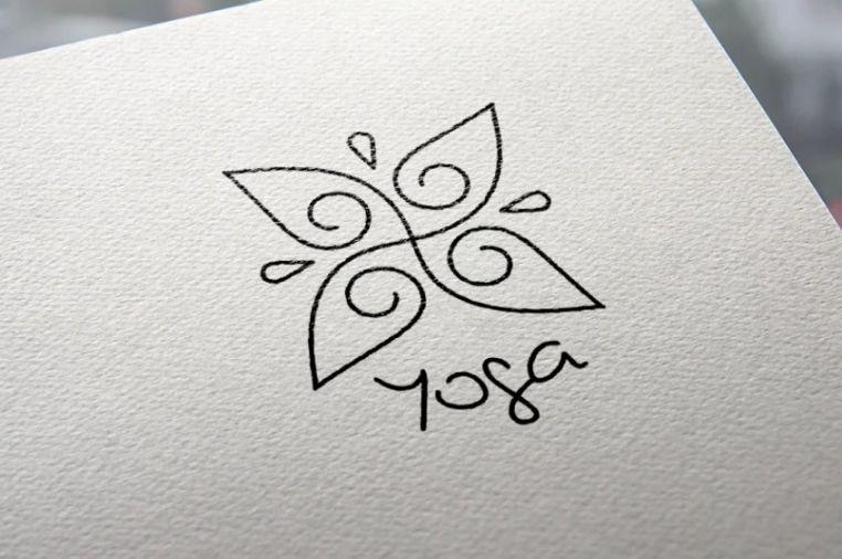 Creative Yoga Identity Design