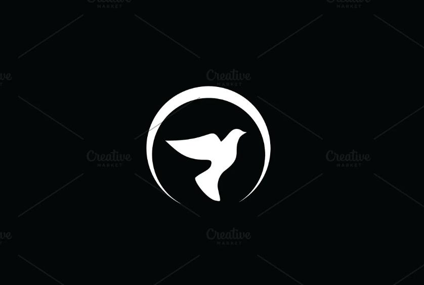 Cresemt Moon Logo Design