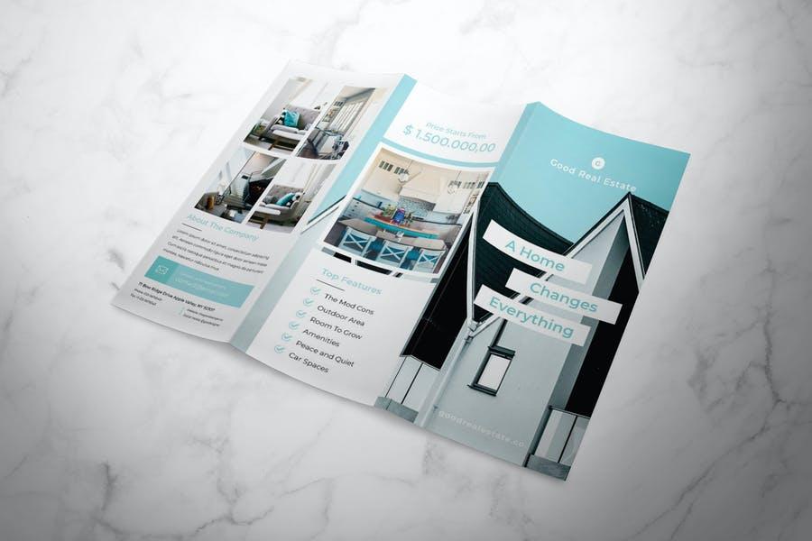 Customizable Real Estate Brochures