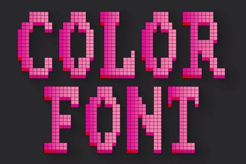 Cute Decorative Pixel Fonts