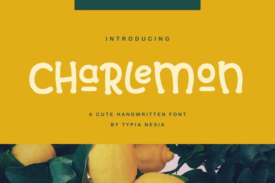 Cute Hand Written Typeface