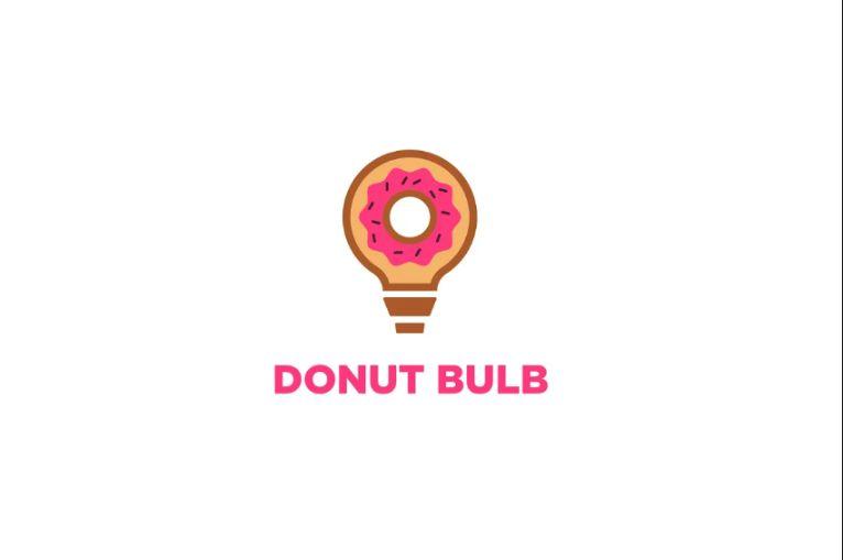 Donut Buld Identity Design