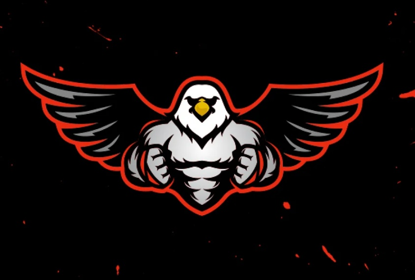 Eagle Logo for Gym