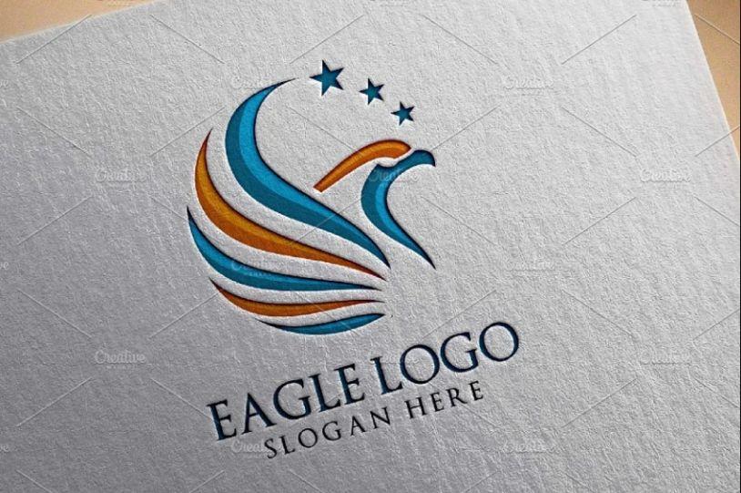 Eagle Star Logo Idea