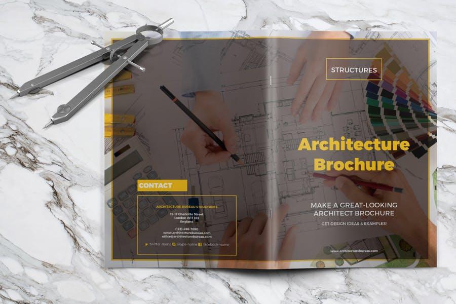 Easy Customizable Brochure Templatse