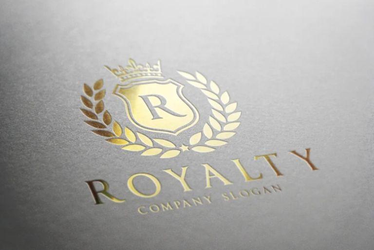Easy Editable Jewelry Logo Design Template