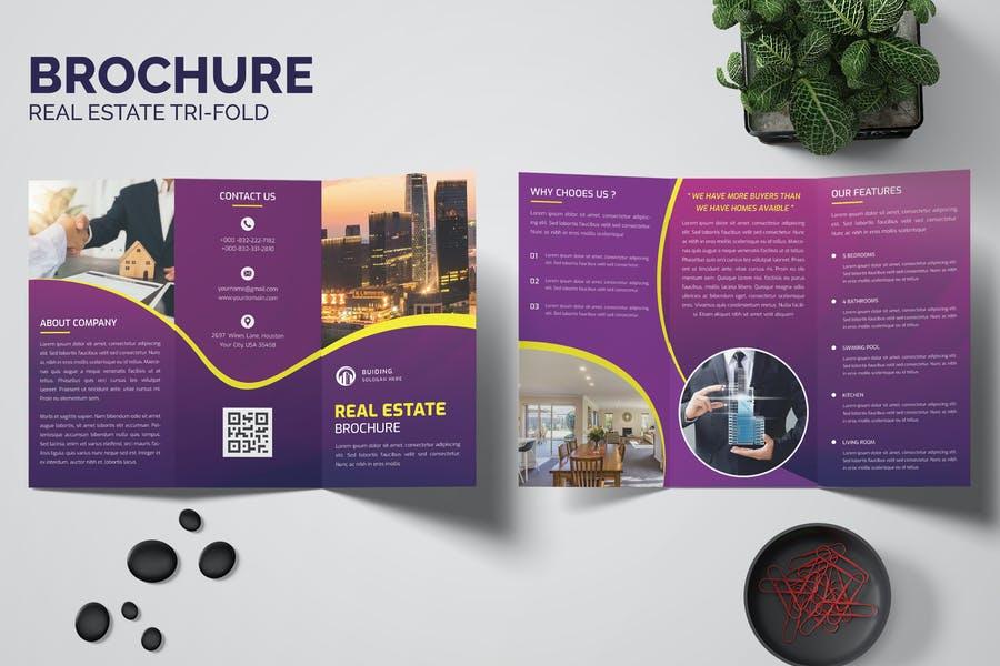 Easy Editable Real Estate Flyer