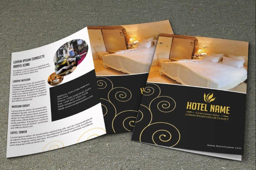Editable Bi Fold Brochure Designs