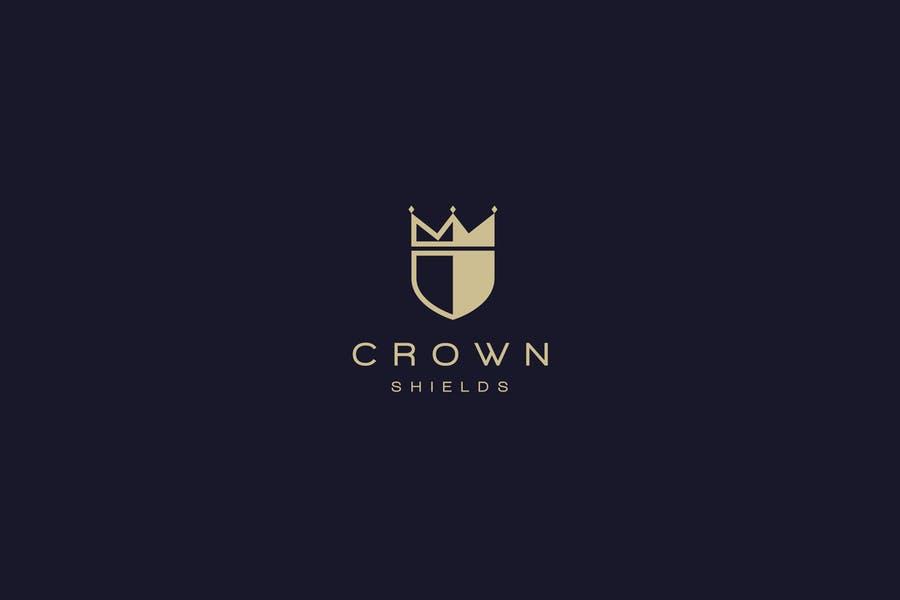 Editable Crown Logo Template