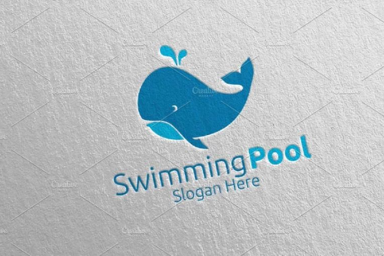 Editable Pool Branding Design