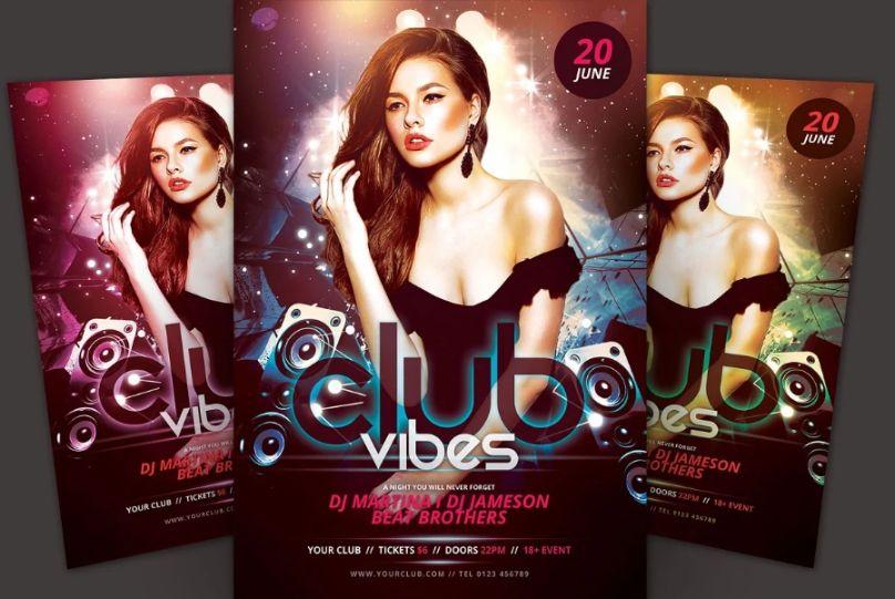 31+ Best Night Club Flyer Templates Download