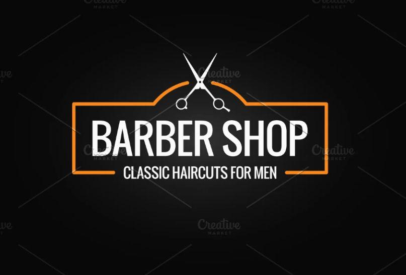 Elegant Barber Logo Templates
