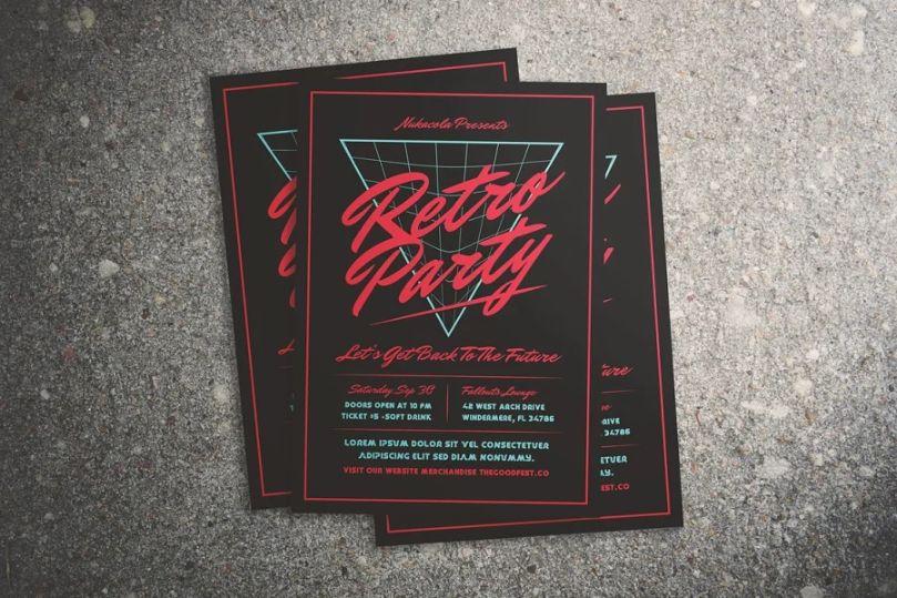 Elegant Dance Fest Flyer