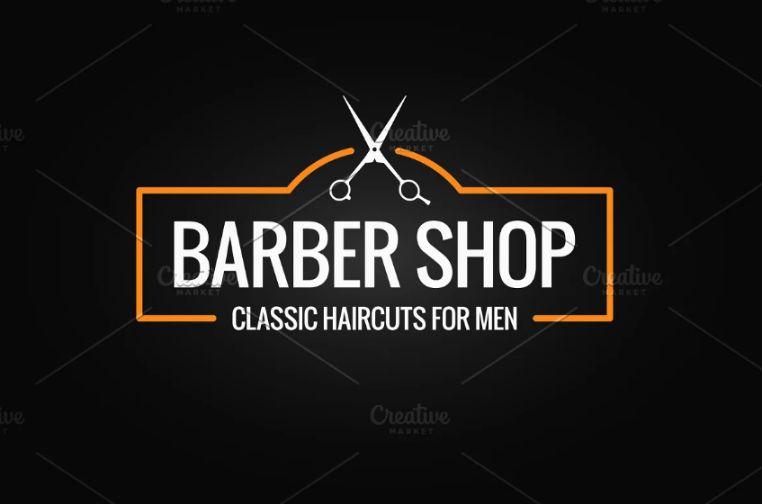 Elegant Hair Salon Logo Design