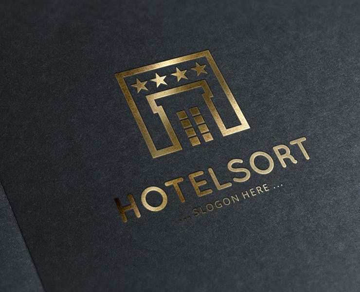 21+ Best Resort Logo Design Templates Download
