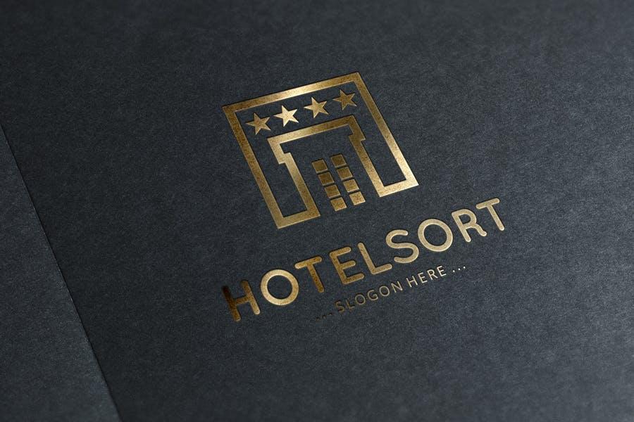 Elegant Hotel and Resort Logo