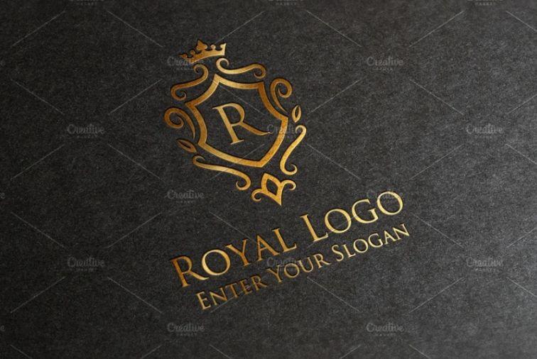 Elegant Jewelry Branding Logo