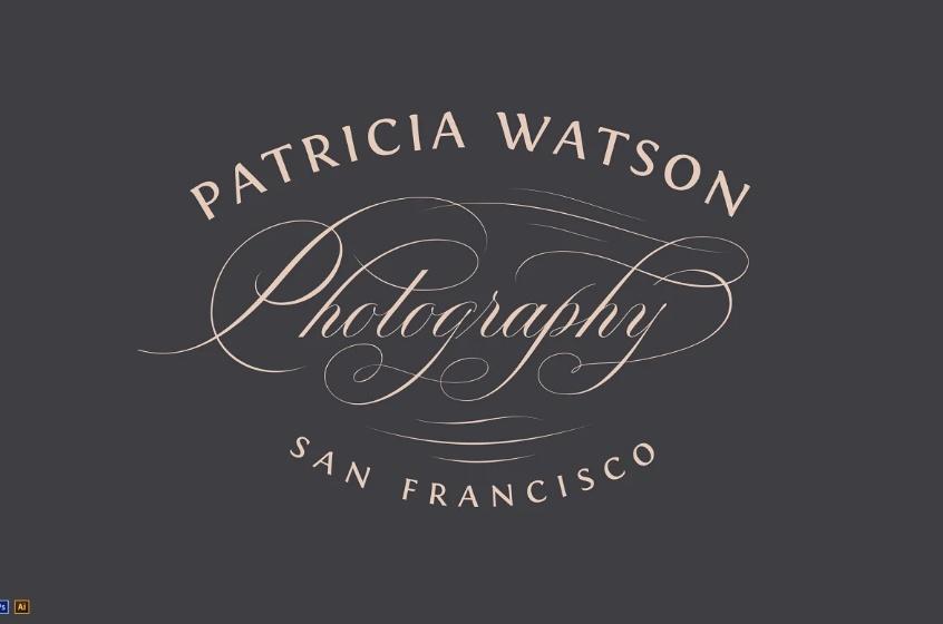 Elegant Photography Logo Template