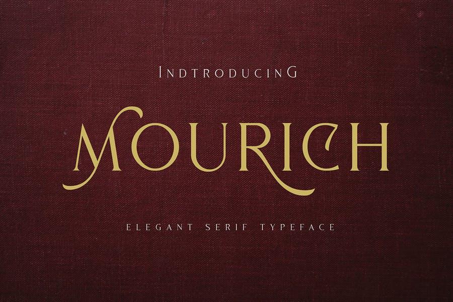Elegant Serif Fonts