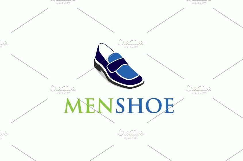 Elegant Shoe Branding Design