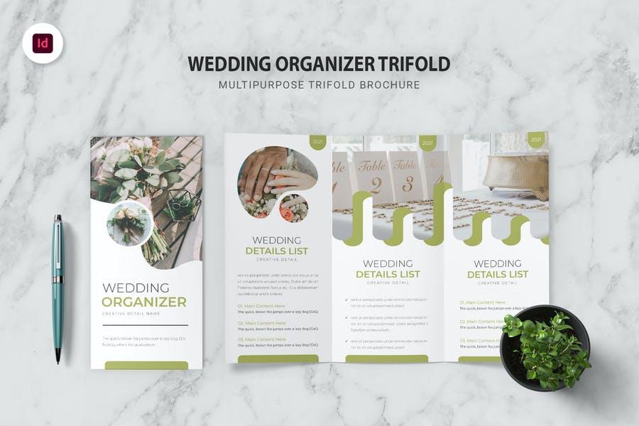 Elegant Wedding Planner Catalog
