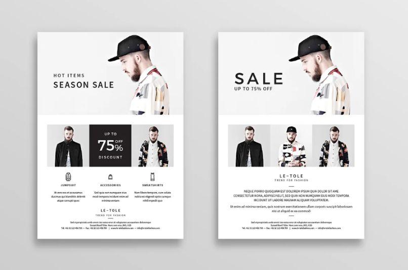 Fashion Designer Flyer