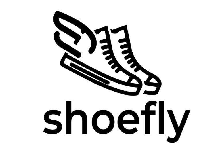 Flying Shoes Logo Design
