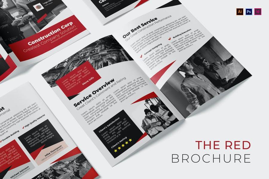 Fully Customizable Brochure Template