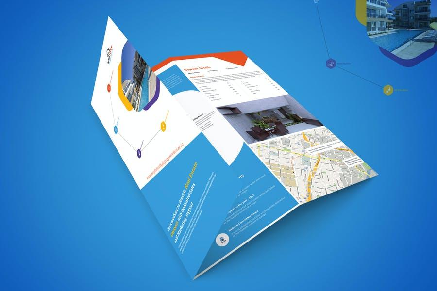Fully Editable Real Estate Brochure