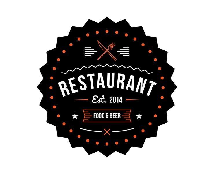 22+ Best Restaurant Logo Design Template Download