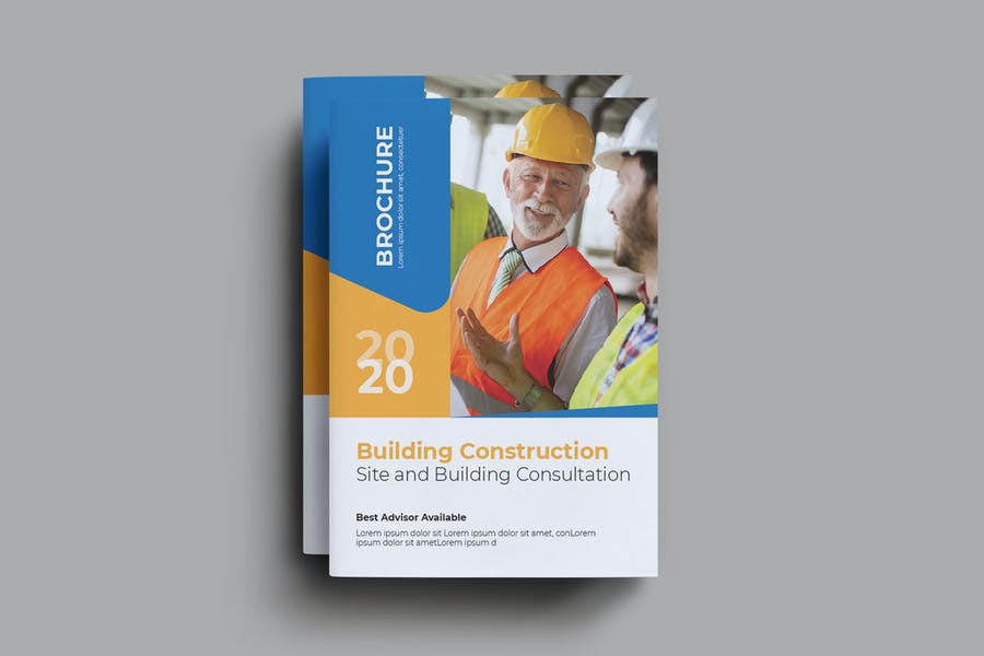 Fully Layered Construction Brochures