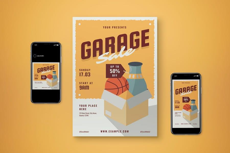 Garage Sale Ad Kit
