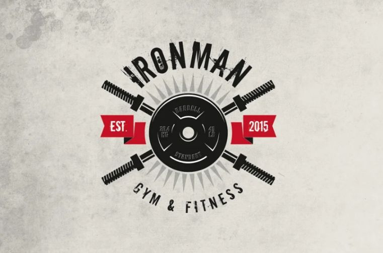 Gym and Fitness Branding Designs
