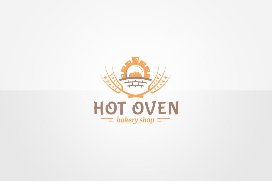 Hand Made Bakeries Logo Template