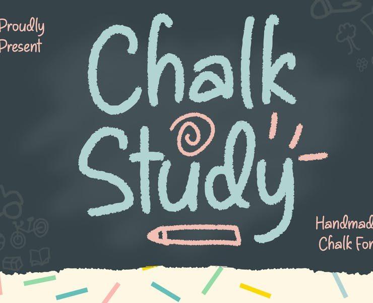 15+ Best Chalk Fonts TTF and OTF Download