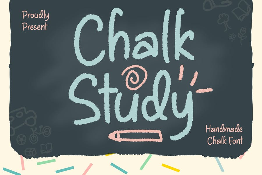 Hand Made Chalk Lettering