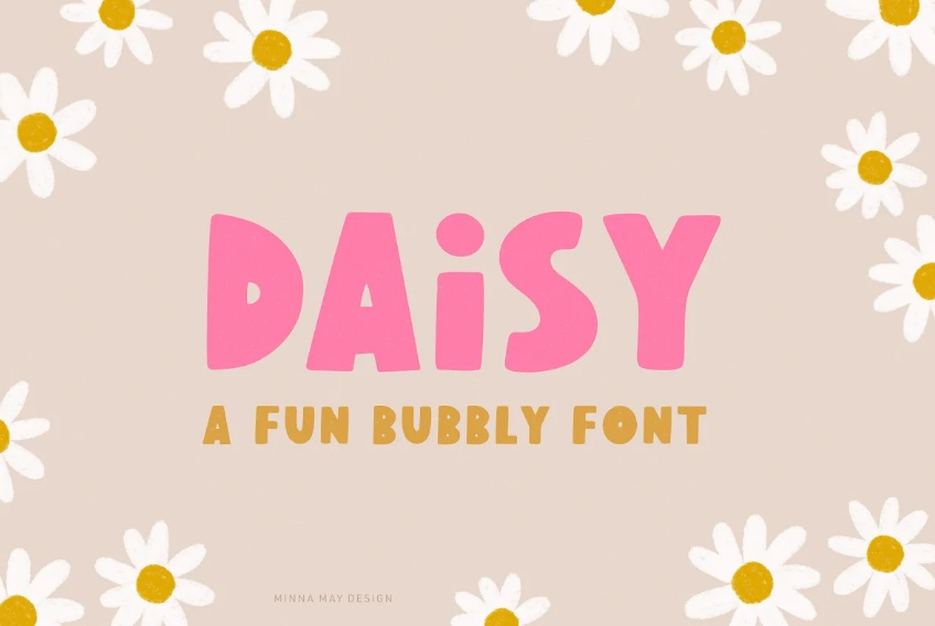 Hand Written Funny Display Fonts