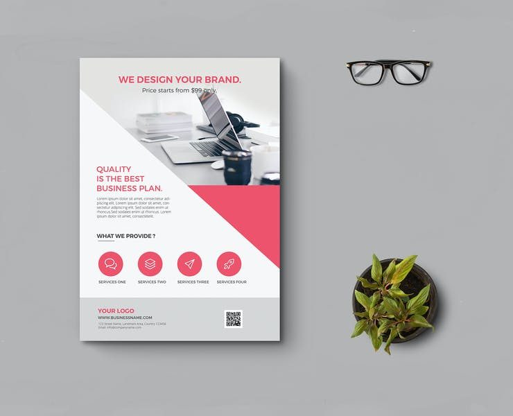 21+ Best Business Flyer Templates Ai and PSD Download